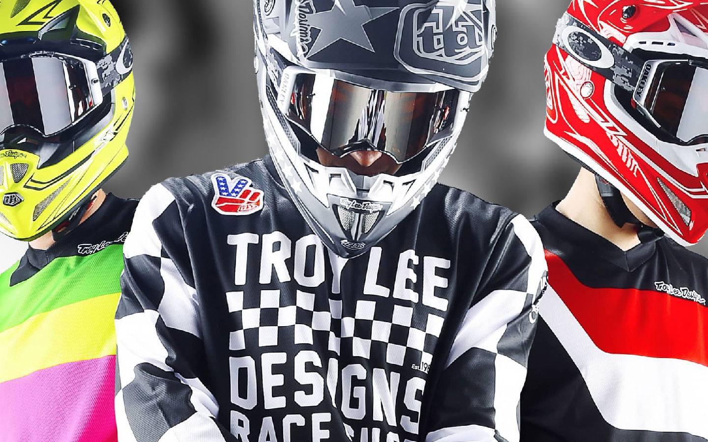 Troy Lee, une passion, un individu